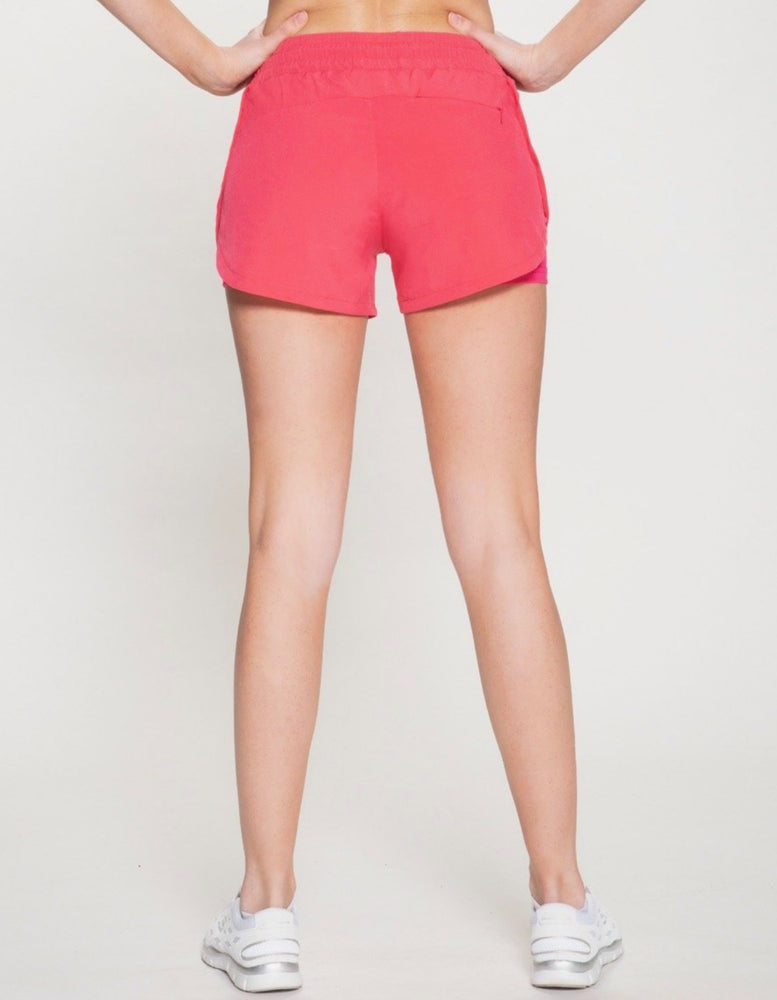 Riata Running Shorts - Pink