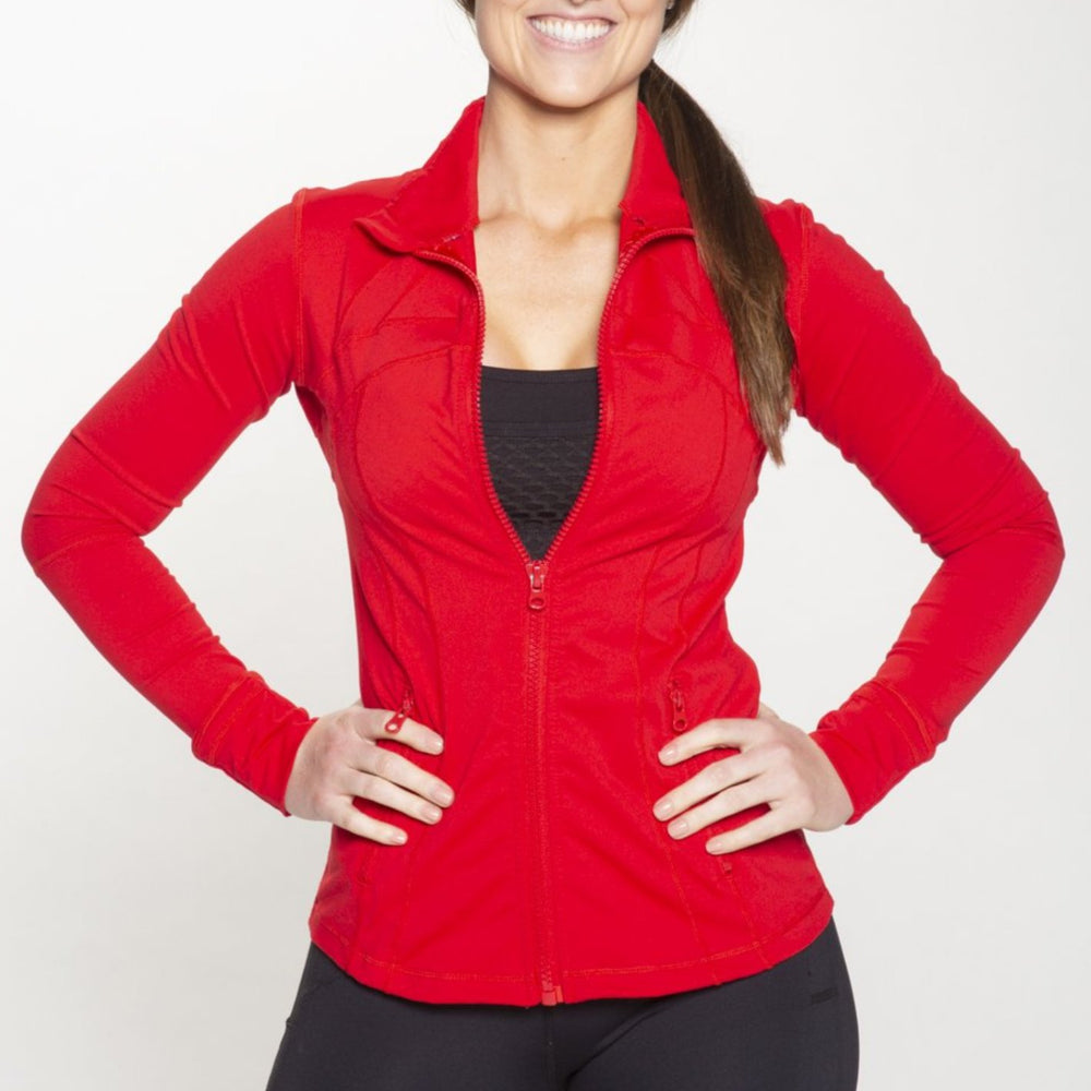 NoCo Jacket - Red