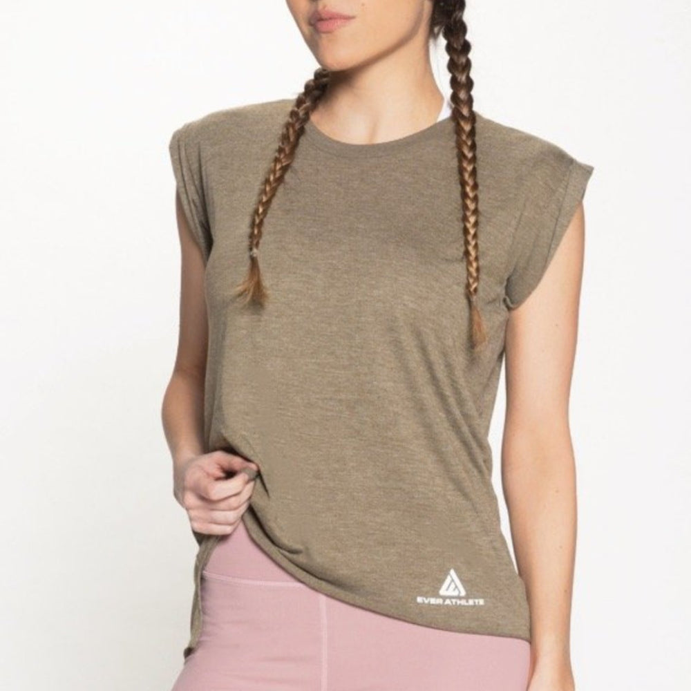 Wimberly Muscle Tee - Olive