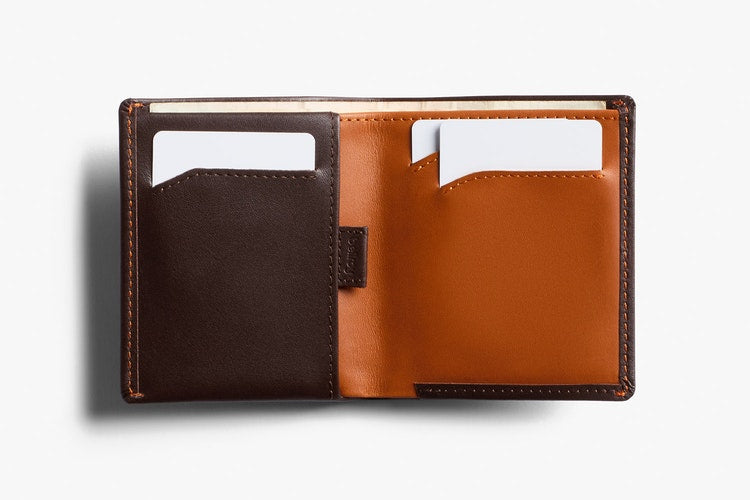 Note Sleeve Wallet - Java - Modern & Dandy