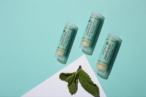 Organic Lip Balm - Juniper Mint - Modern & Dandy