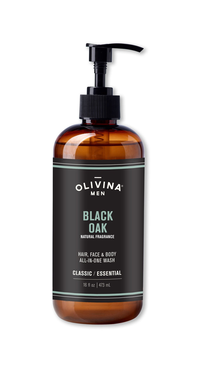All-in-One Body Wash - Black Oak - Modern & Dandy