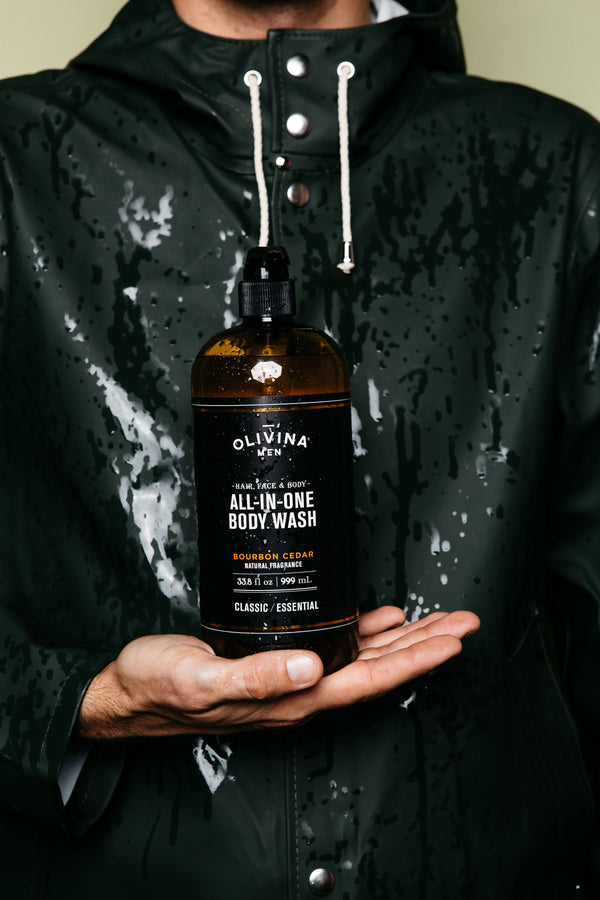 All-in-One Body Wash - Bourbon Cedar - Modern & Dandy