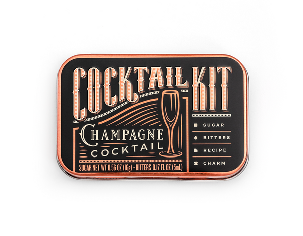 Champagne Cocktail DIY Cocktail Kit - Modern & Dandy