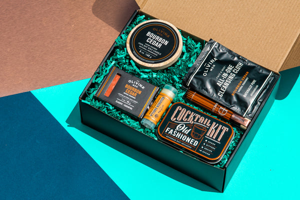 The Old Fashioned Gift Box - Modern & Dandy