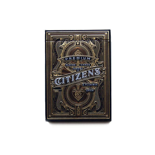 Citizens Playing Cards - Modern & Dandy