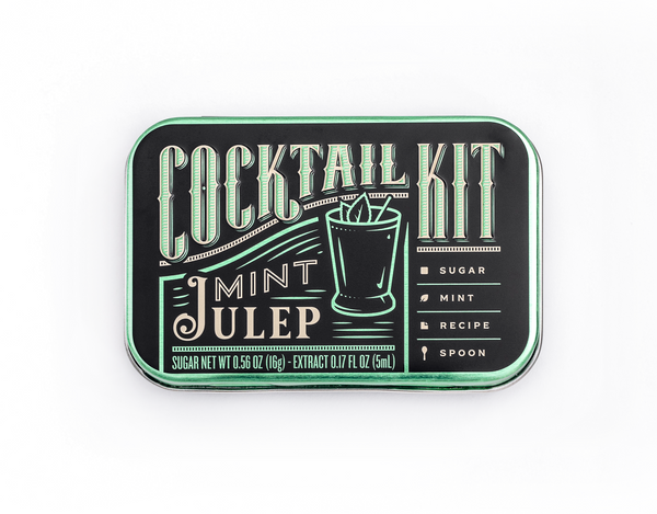 Mint Julep DIY Cocktail Kit - Modern & Dandy