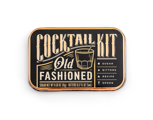 Old Fashioned DIY Cocktail Kit - Modern & Dandy