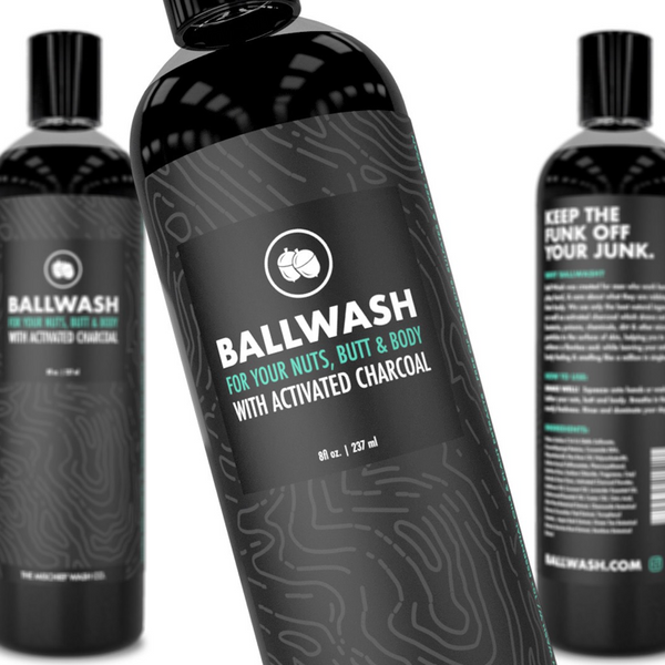 Ball (& Body) Wash - Modern & Dandy