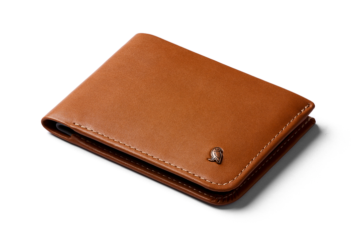 Hide & Seek Wallet - Caramel - Modern & Dandy