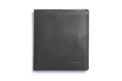 Note Sleeve Wallet - Charcoal - Modern & Dandy