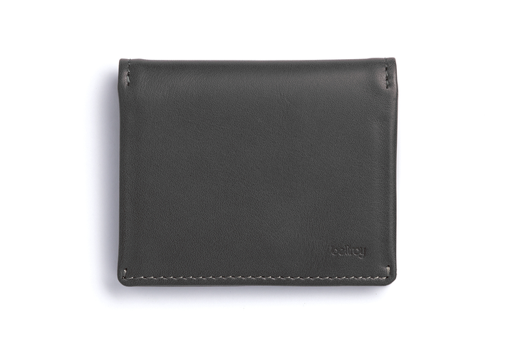 Slim Sleeve Wallet - Charcoal - Modern & Dandy