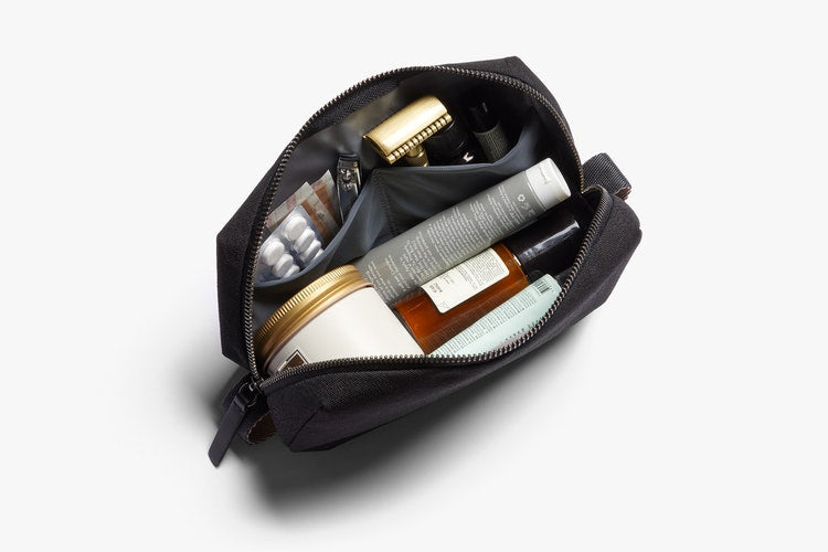 Dopp Kit - Black - Modern & Dandy