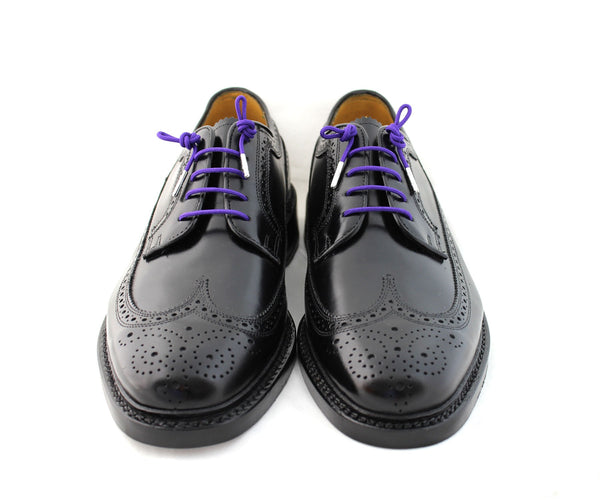 Dress Shoelaces - Buster Purple - Modern & Dandy