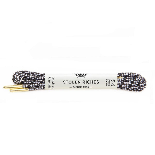 Dress Shoelaces - Tuxedo - Modern & Dandy
