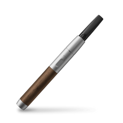 Vaporizer - Silver and Walnut - Modern & Dandy