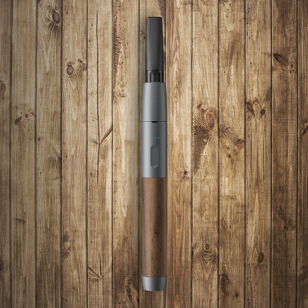 Vaporizer - Slate and Walnut - Modern & Dandy