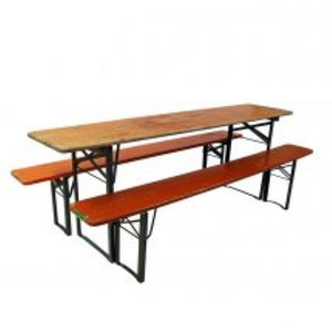 Vintage Beer Dining Table
