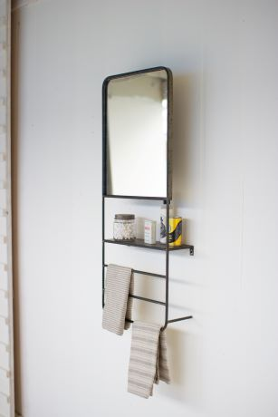 Wall Mirror w/extras!