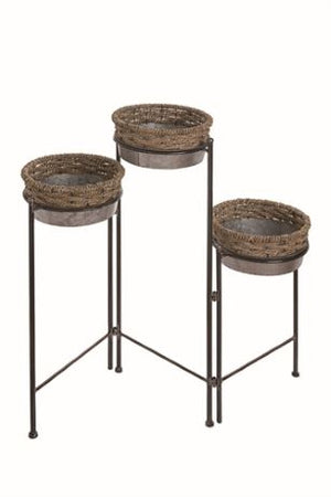 Three Tier Plant Stand