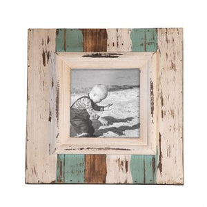 Distressed Wood Frame, 5x5