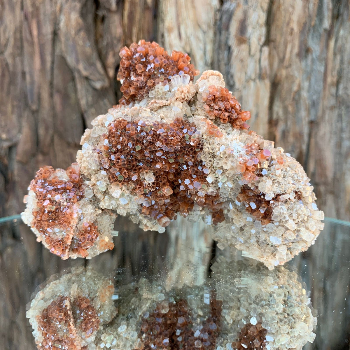 9cm 212g Aragonite from Morocco