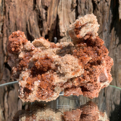12.5cm 572g Aragonite from Morocco