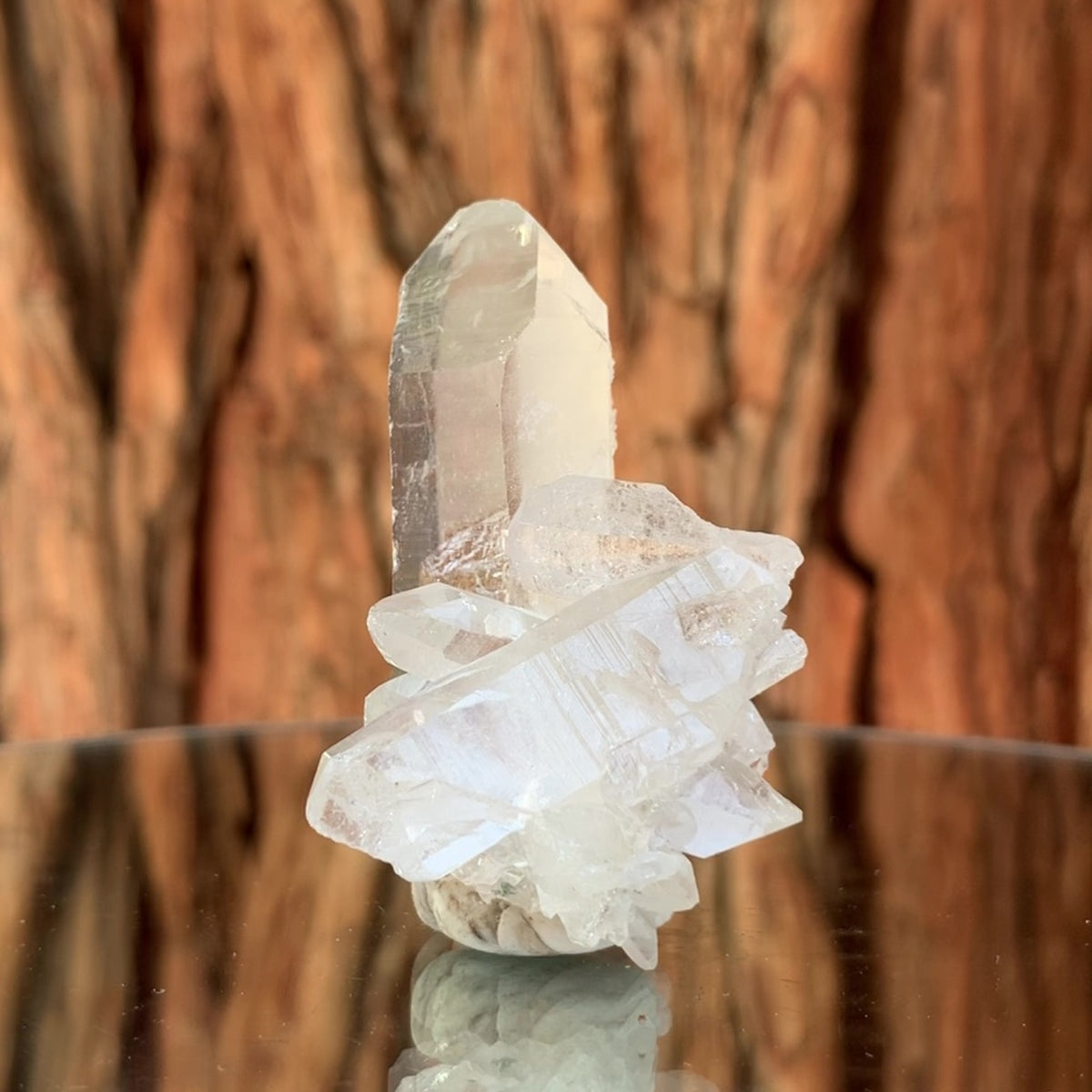 5.5cm 36g Himalayan Clear Quartz from Niamuru Mine, Arundo Village, Shigar District, Gilgit-Baltistan, Pakistan