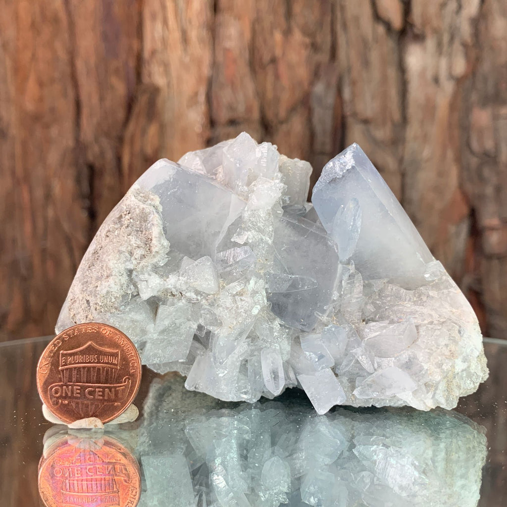 8.5cm 420g Celestite from Madagascar