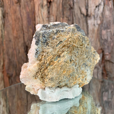 12.5cm 886g Pink Dolomite from Morocco