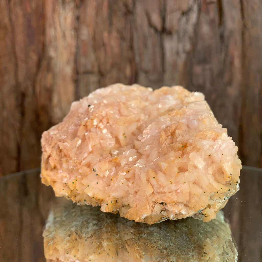 10.5cm 605g Pink Dolomite from Morocco