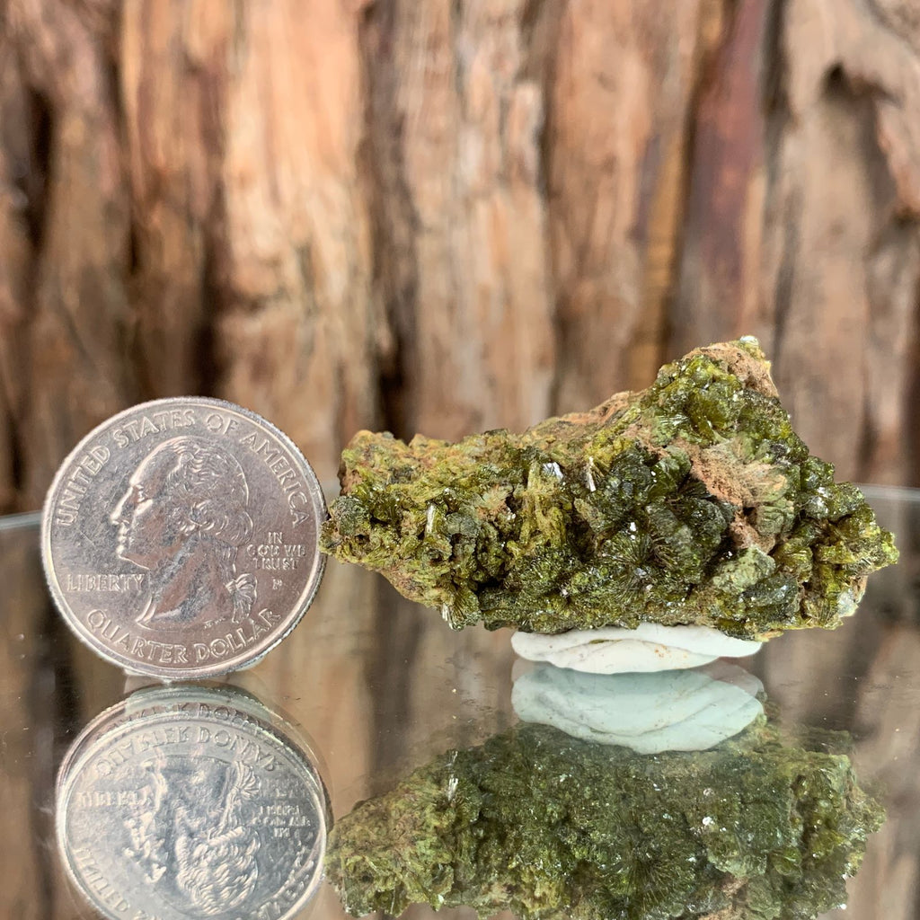 5cm 30g Epidote from Morocco