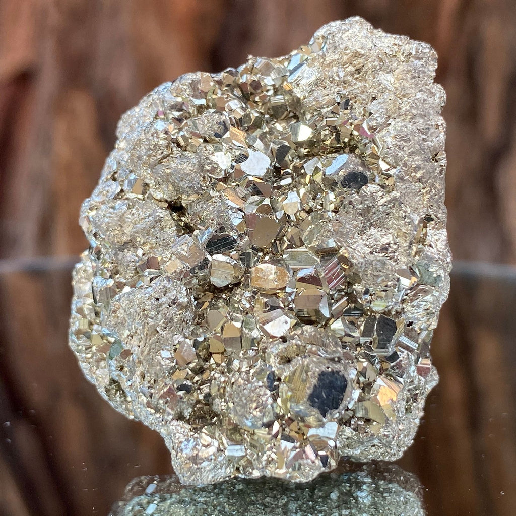 4cm 106g Pyrite from Mexico