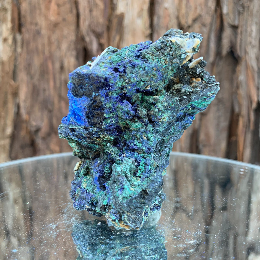 7.8cm 142g Azurite from Sepon Mine, Laos