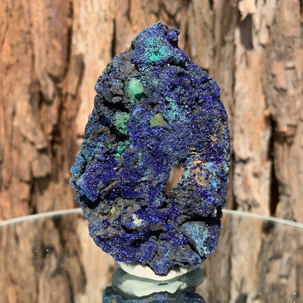 9cm 204g Azurite from Sepon Mine, Laos