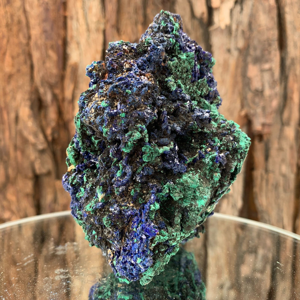 11cm 492g Azurite from Sepon Mine, Laos