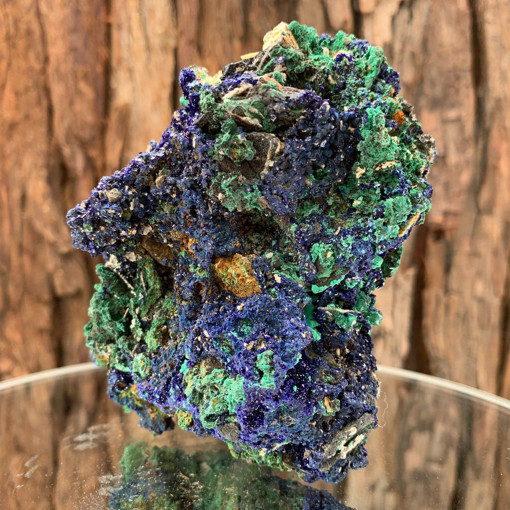 11.5cm 394g Azurite from Sepon Mine, Laos