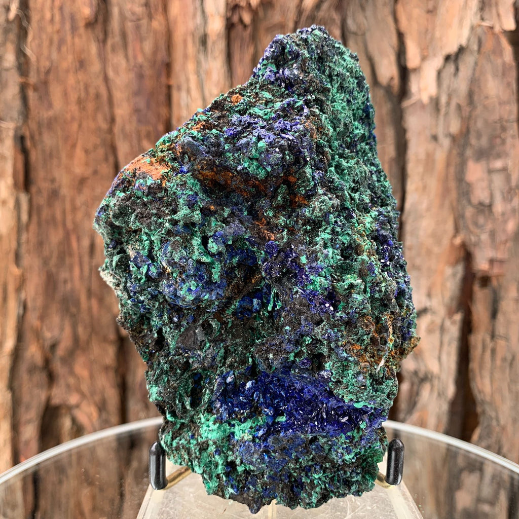 14.2cm 910g Azurite from Sepon Mine, Laos