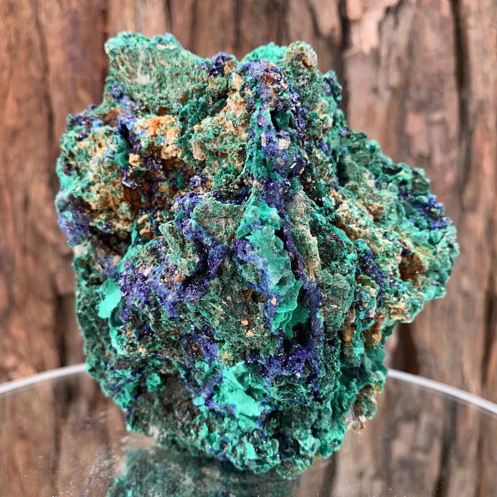 12cm 794g Azurite from Sepon Mine, Laos