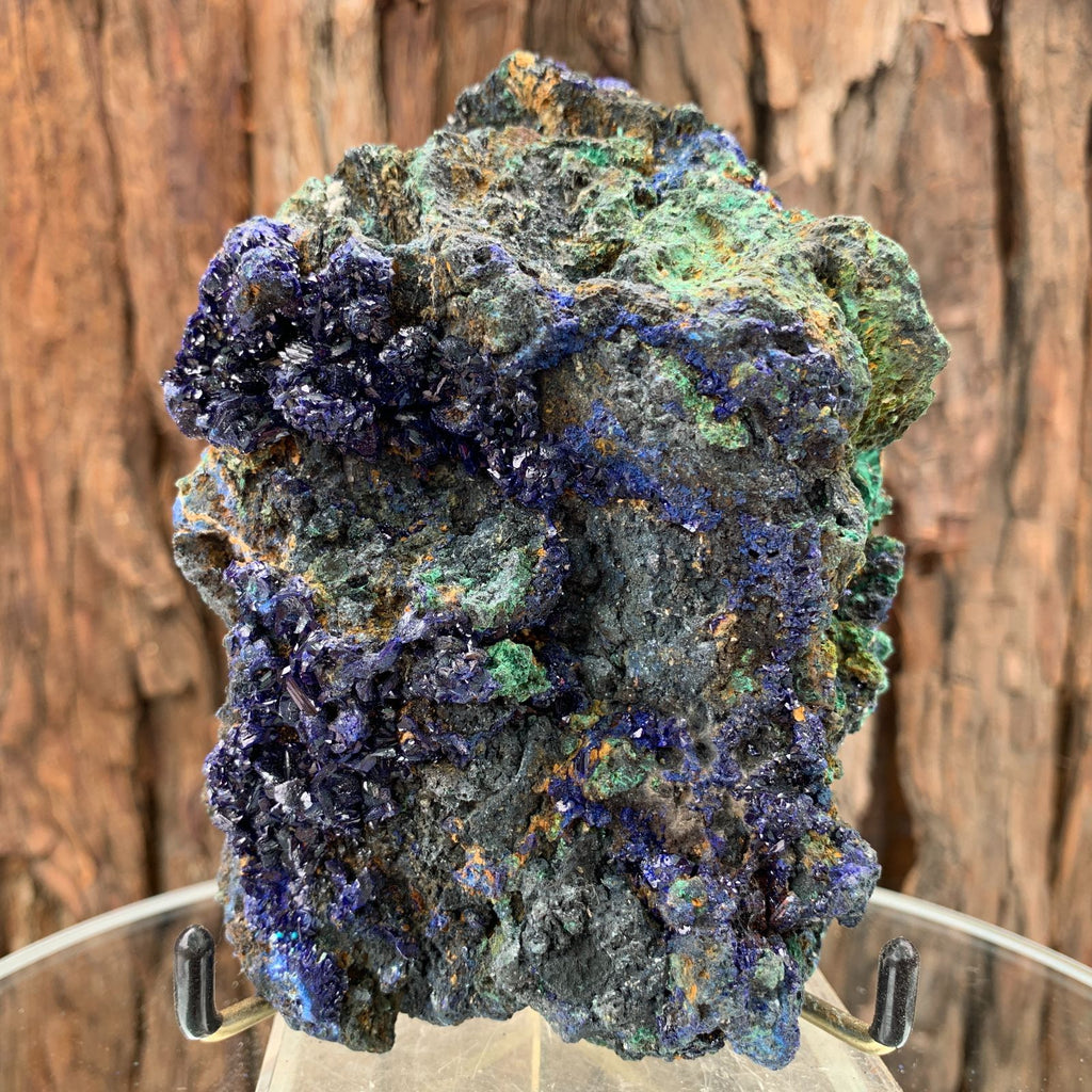 13.2cm 964g Azurite from Sepon Mine, Laos