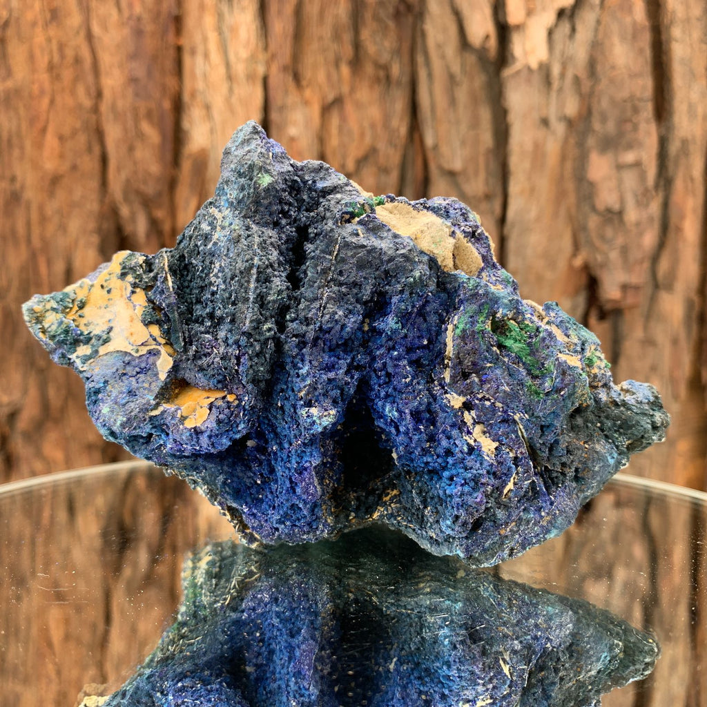 13.2cm 426g Azurite from Sepon Mine, Laos
