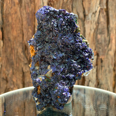12.3cm 832g Azurite from Sepon Mine, Laos