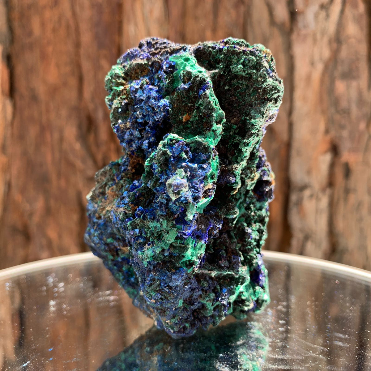 8.5cm 314g Azurite from Sepon Mine, Laos