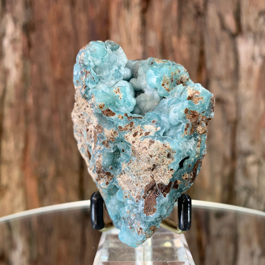 6.5cm 136g Hemimorphite from Gejiu, Yunnan, China