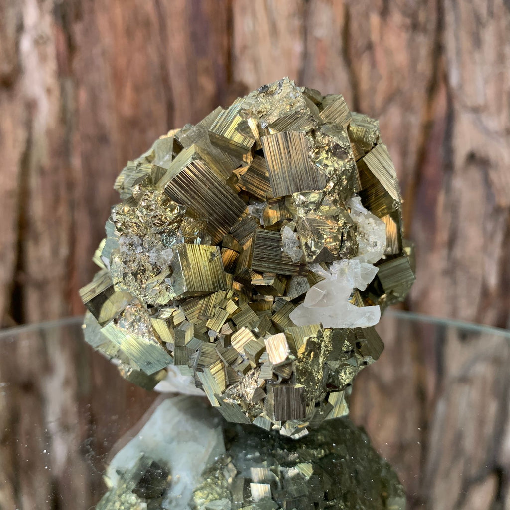 7cm 550g Pyrite from Hubei, China