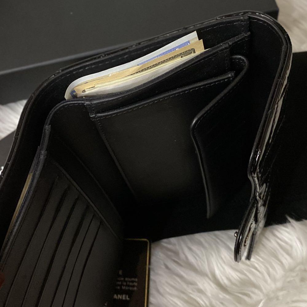 Patent Long Wallet