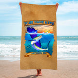 Surrender The Booty Map - Premium & Standard Towel