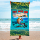 Redfish Roundup - Premium & Standard Towel