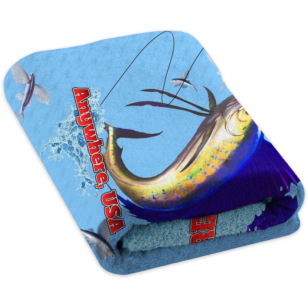 Sailfish Splash - Premium & Standard Towel