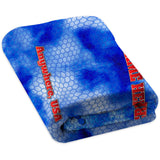 Digital Scales Blue - Premium & Standard Towel